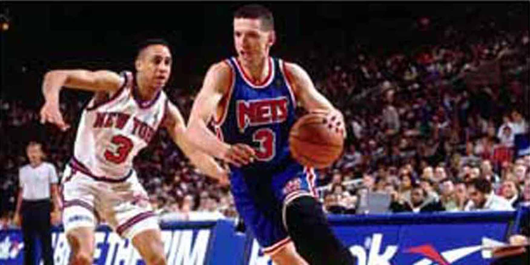 Drazen Petrovic, an unfinished symphony