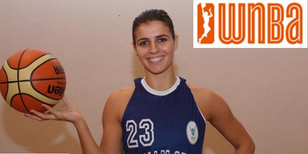 Ana Dabović debitovala u WNBA