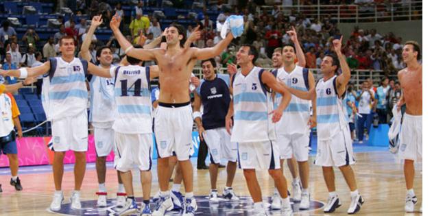 Argentina 2004, dream team