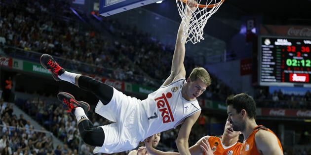 ACB liga: Eksplozija Luke Dončića