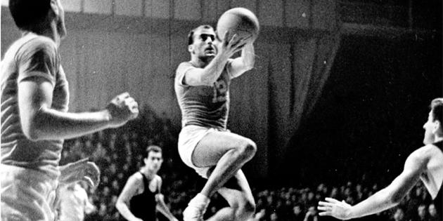 Ivo Daneu, patrijarh slovenačke košarke