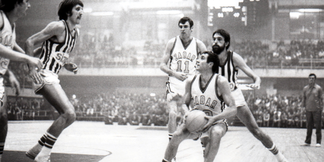 Josip Đerđa, Bob Kuzi jugo-basketa