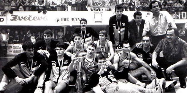Sezona 1987-88: Pojava nove košarkaške dinastije