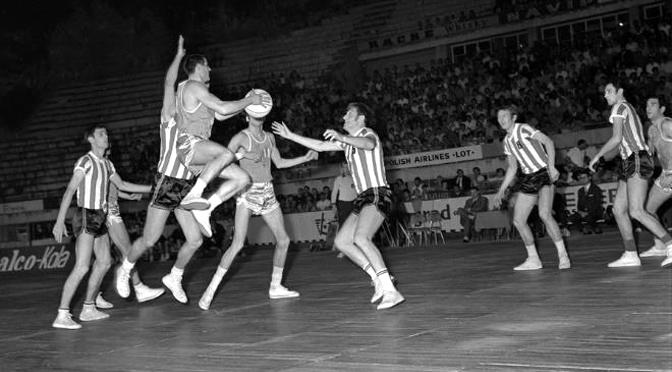 Festival košarke, Beograd 1968.