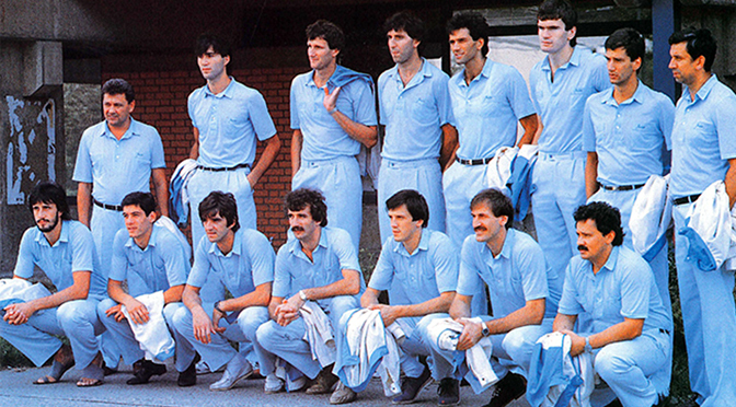 Svetsko prvenstvo 1982: Haos u Kolumbiji