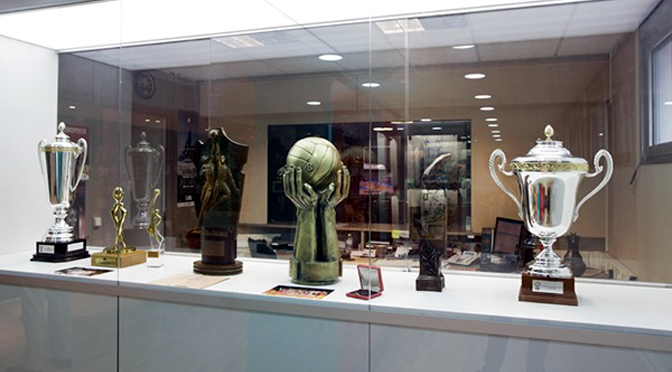 Bienvenue u Muzej francuske košarke