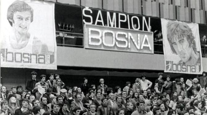 KK Bosna, uspon i pad evropskog šampiona