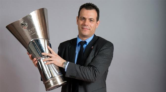 Intervju: Dimitris Itudis  – Profesor košarke na klupi evropskog prvaka