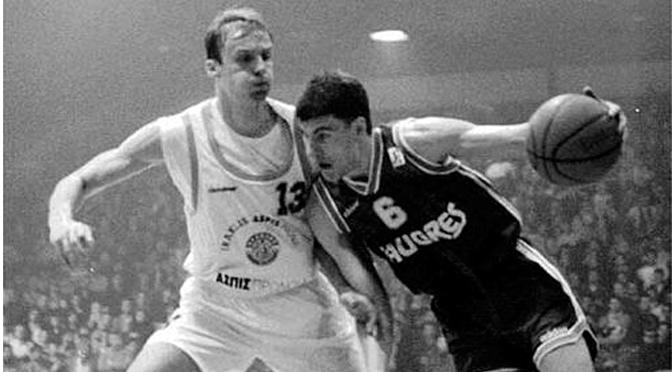 Velimir Perasovic, the professional scorer