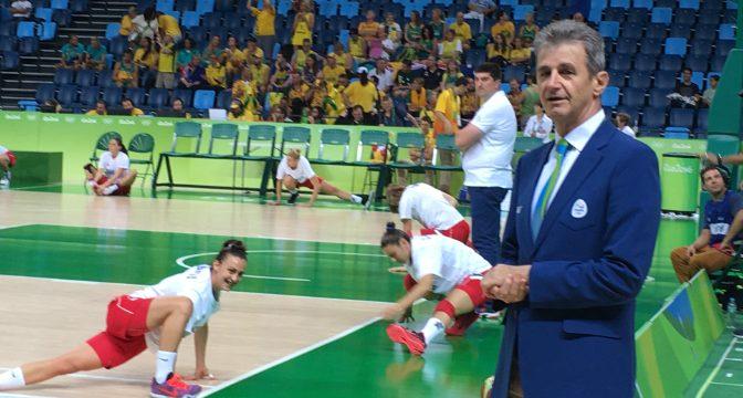 Goran Radonjić iz Rija: Kraljice k'o lavice