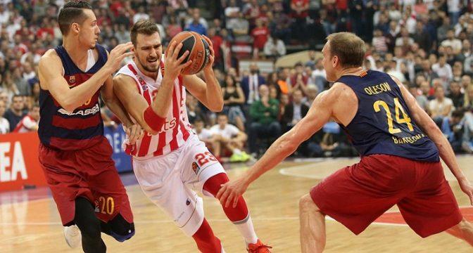 """Evroliga: Marko Gudurić, """"Rising Star"""""""
