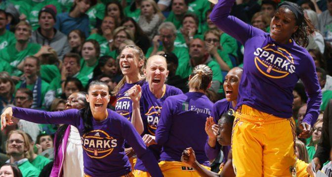 Tanja: Dete uze WNBA titulu!