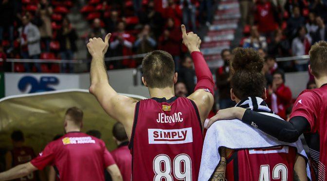 ACB liga: Stevan Jelovac, MVP novembra