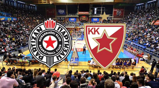 Daba: Crvena zvezda-Partizan 252. put