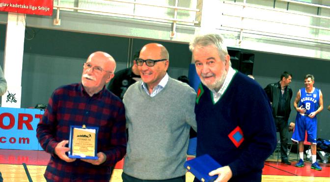 Turnir veterana i priznanja saradnicima Koš magazina