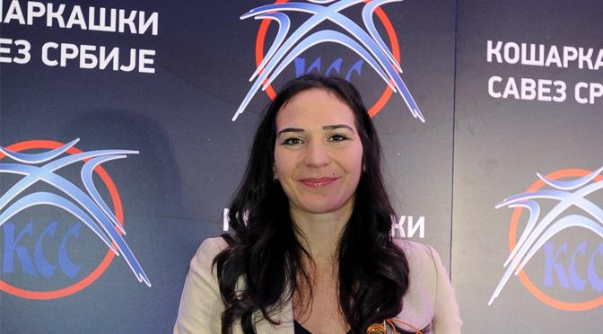 Sonja Petrović – ženski Bodiroga