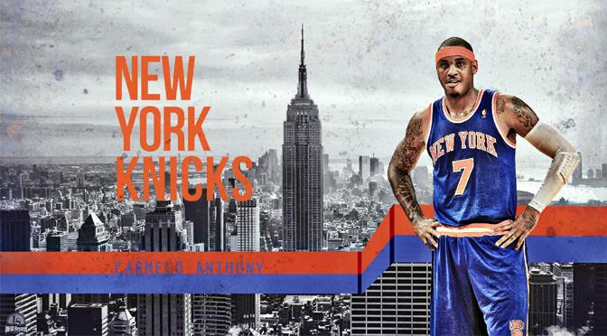 NBA: Melo-drama #2