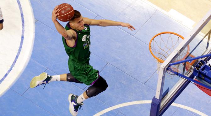 ACB: Spektakularno zakucavanje Nedovića