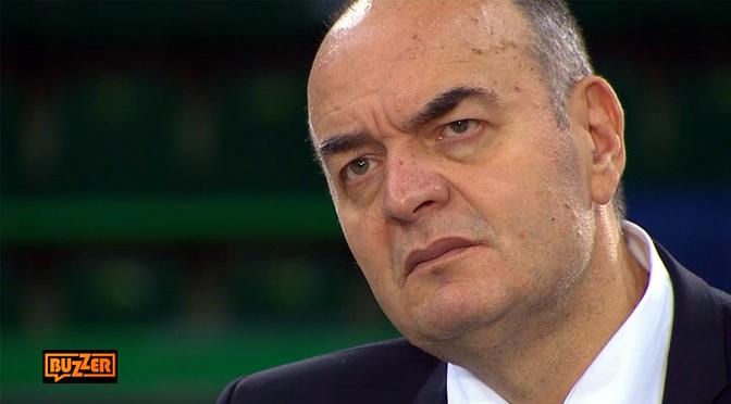 Goran Radonjić: Vruće-hladno Duška Vujoševića