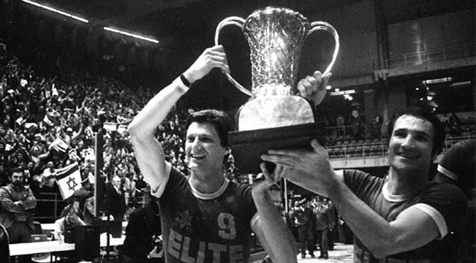 Tal Brody: Israeli basketball history