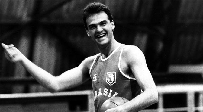 Oscar Schmidt: Worthy scorer (Mano Santa)