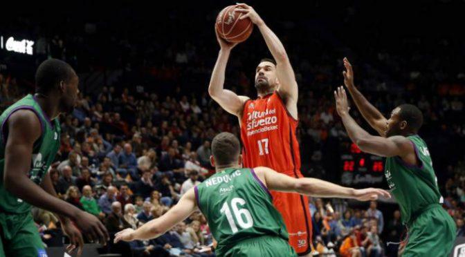 ACB: Valensija, četvrti lider u sezoni