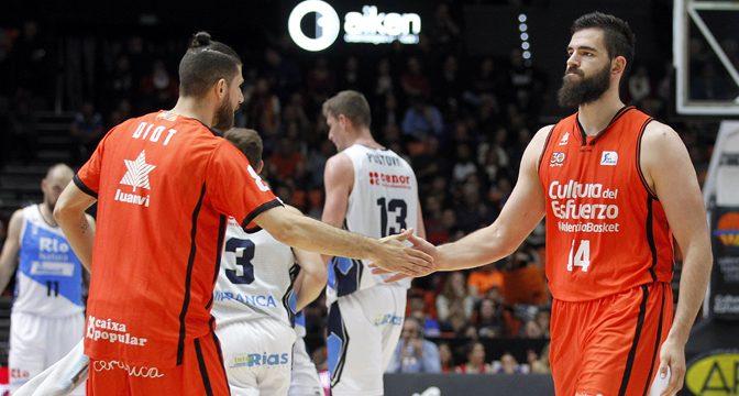 ACB: Bojan Dubljević, MVP kola