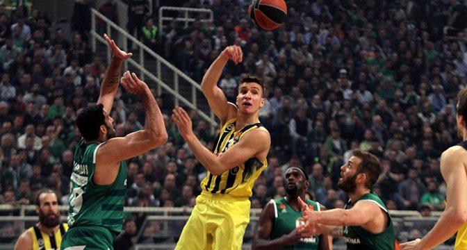 Evroliga: Bogdan Bogdanović, MVP