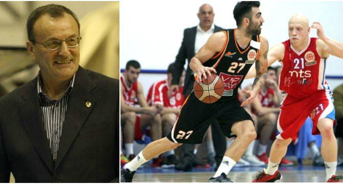 Boško Đokić: Seljana ili košarka