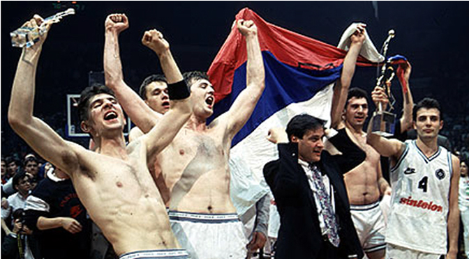 Istorija: Partizan, car Carigrada