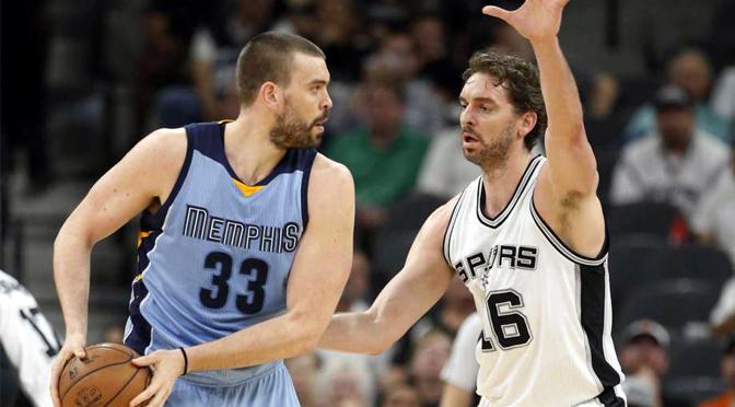 Bratski dueli u NBA
