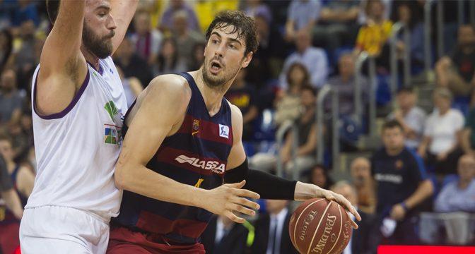 ACB: Buđenje Barselone