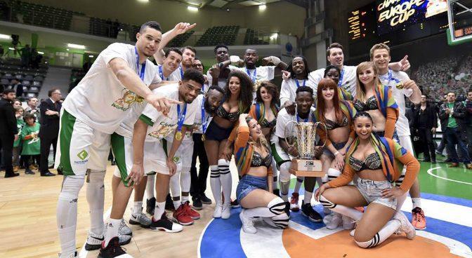 FIBA Evrokup: Novo slavlje Nantera